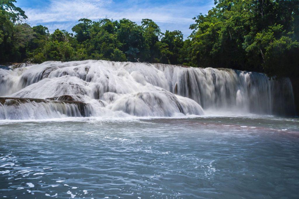 Chiapas cascades