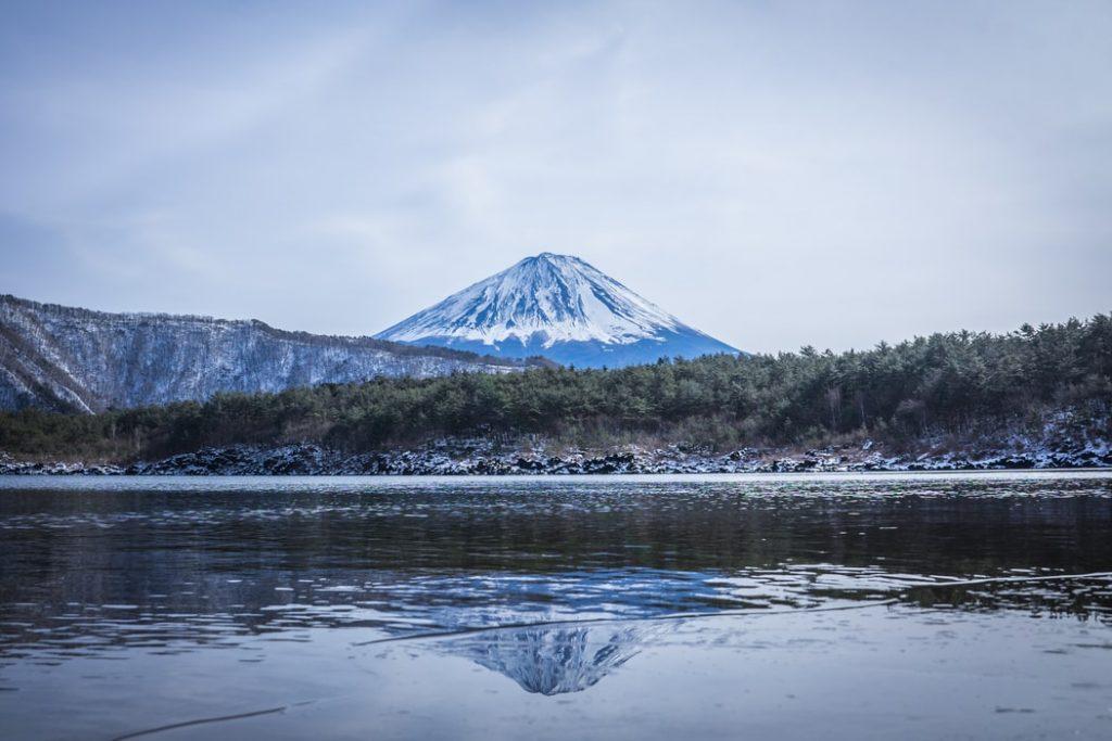 Voyage en hiver à Tokyo